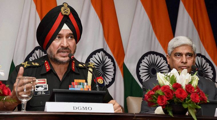 Top Army Forces Says Indian Soldiers Back From Surgical Strikes Success